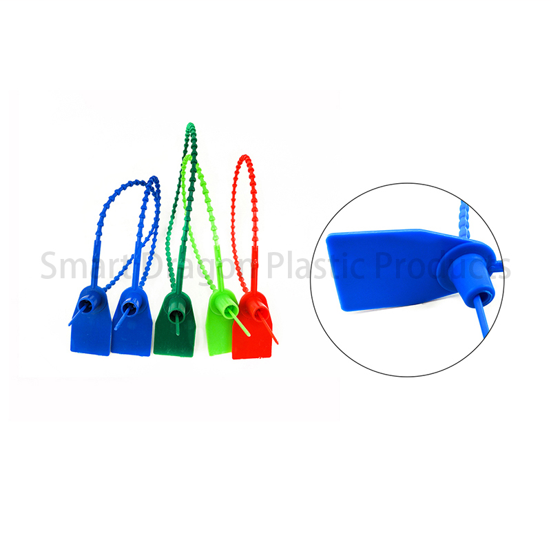 Colored Tamper Evident Security Plastic Seal-3