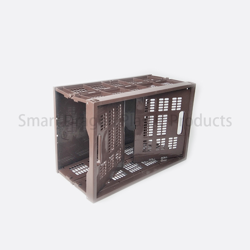 SMART DRAGON best rated plastic folding boxes manufacturing site for turnover-1