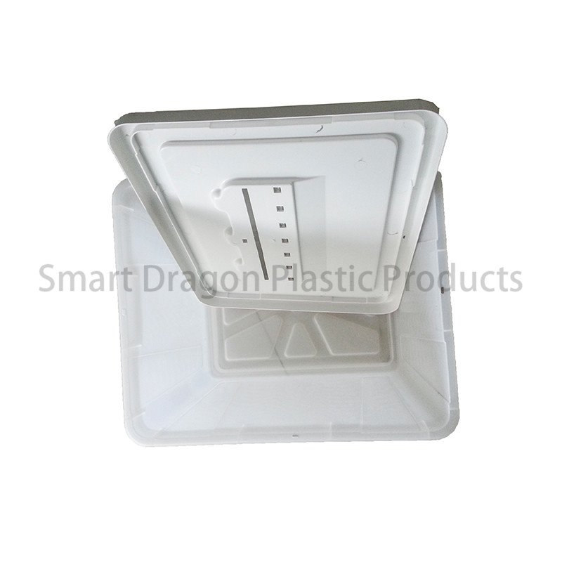 SMART DRAGON Large 40l Plastic Ballot Box with Colored Lid for Election Vote Plastic Ballot Box image148