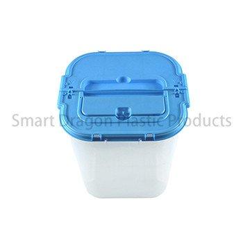 100% Polypropylene Material 38l Ballot Transparent Voting Box-4