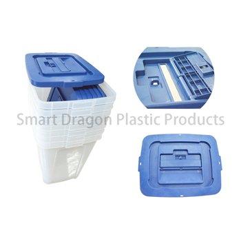 40l/50l/60l Plastic Suggestion Ballot Box with Cover-4