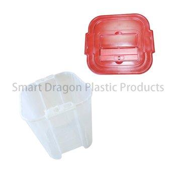 Clear 40-60l Plastic Ballot Election Voting Boxes-1