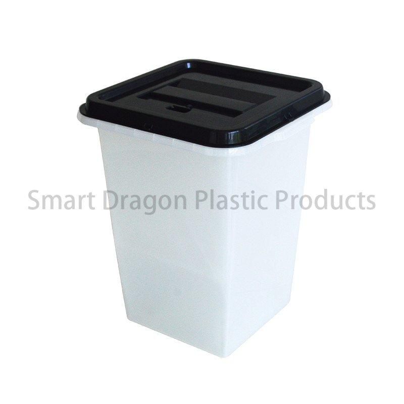 High Security & Newest PP Multi-Function Floor Standing Ballot Voting Boxes