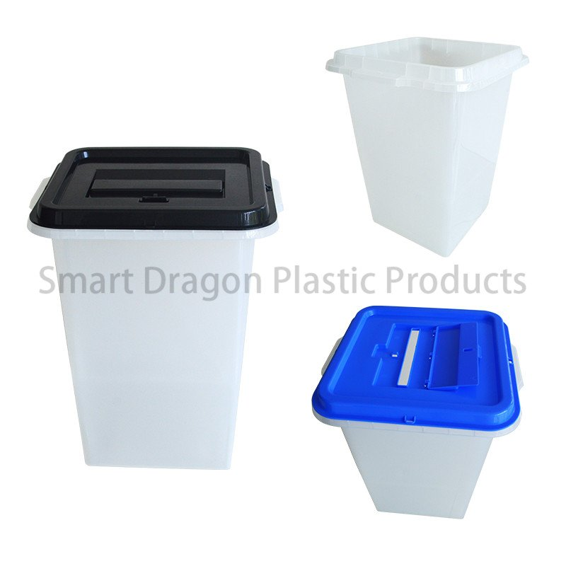 SMART DRAGON High Security & Newest PP Multi-Function Floor Standing Ballot Voting Boxes Plastic Ballot Box image135