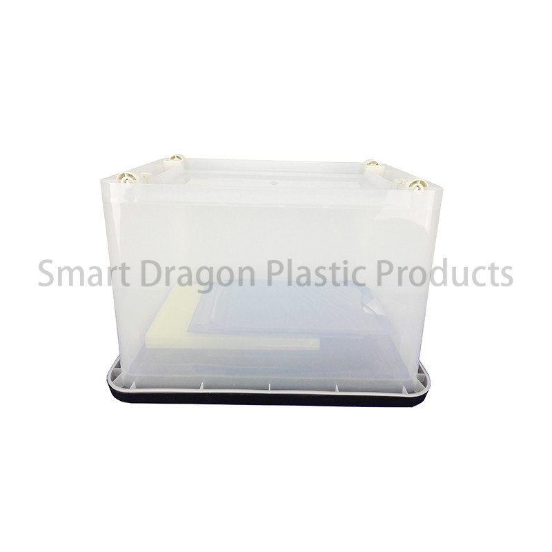 SMART DRAGON-storage box with wheels ,plastic containers | SMART DRAGON