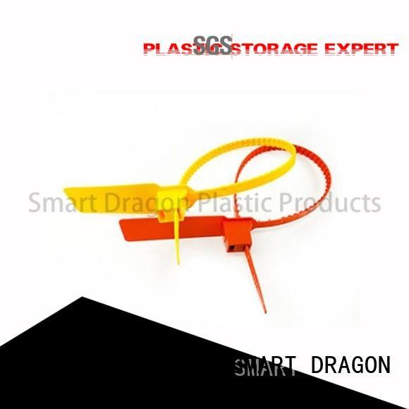 pp seal 250mm hand plastic bag security seal SMART DRAGON
