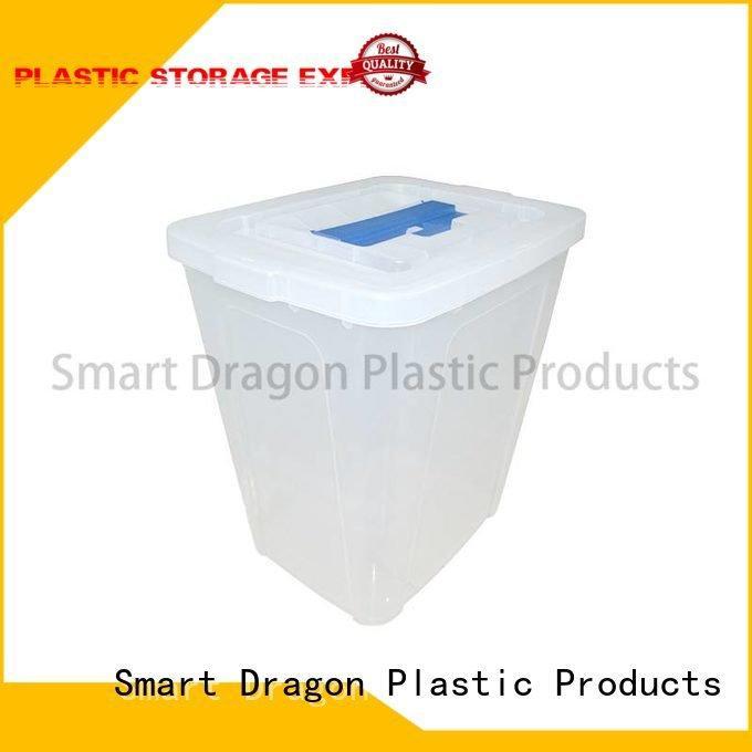 ballot box company pp 40l50l60l plastic products SMART DRAGON Brand