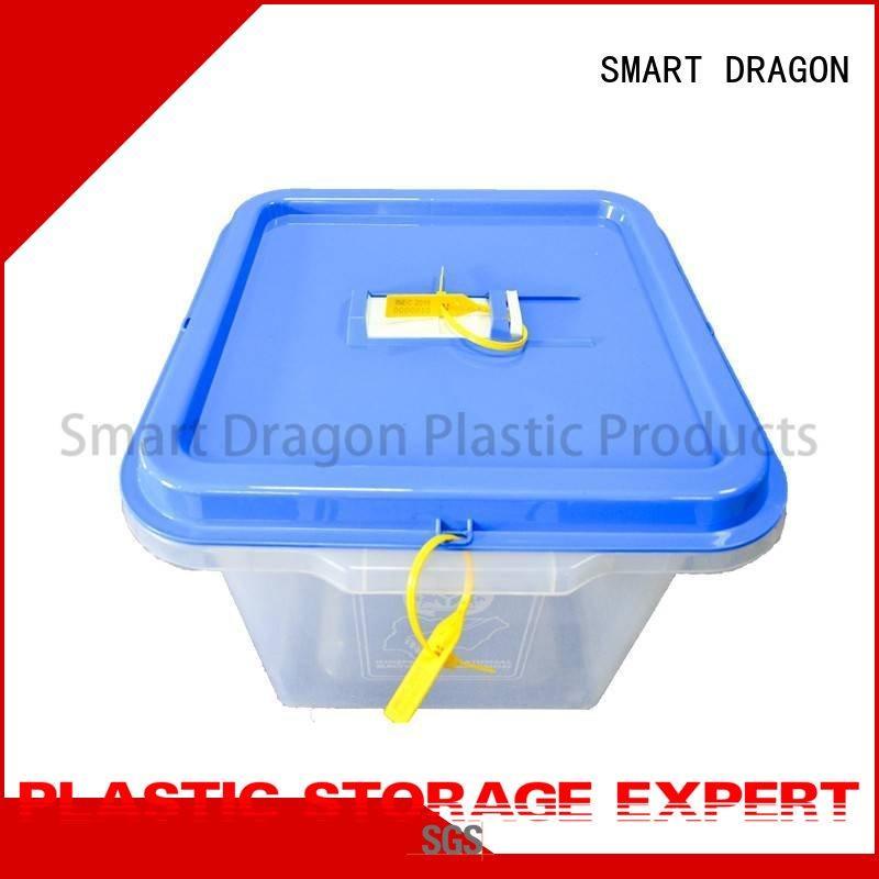 SMART DRAGON Brand plastics ecofriendly recyclable plastic products manufacture