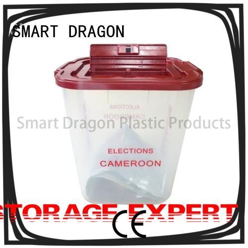 hard ballot box New Guinea bottom for election SMART DRAGON
