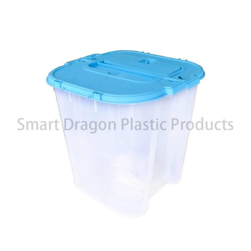 SMART DRAGON 100% Polypropylene Material 38l Ballot Transparent Voting Box Plastic Ballot Box image146