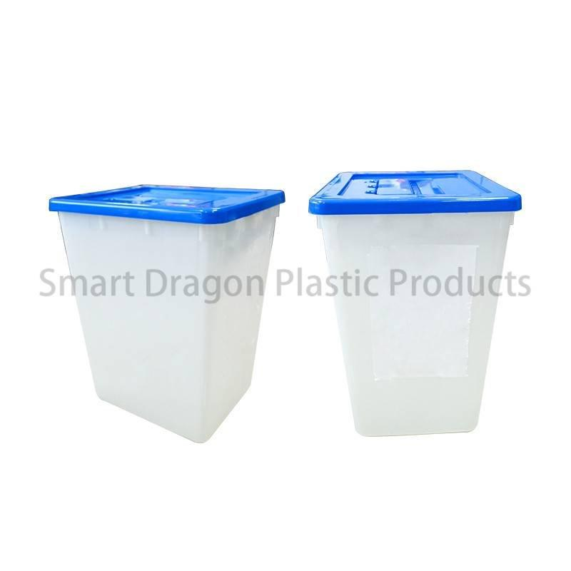 Eco-Friendly Election Plastic Ballot Security Disposable Voting Box