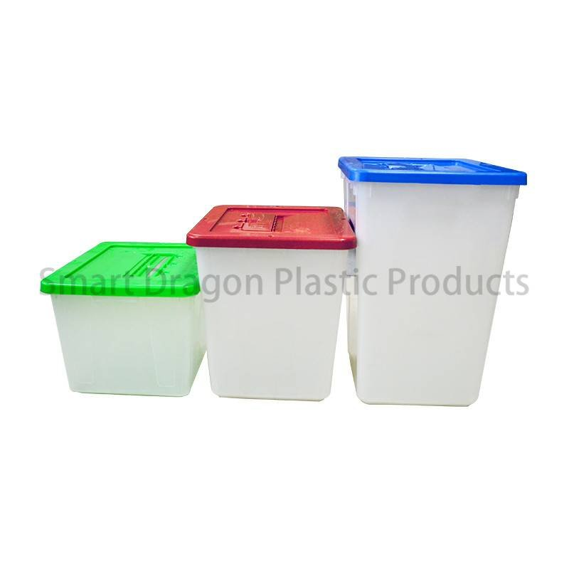 SMART DRAGON Election Plastic Security Recyclable Disposable Transparent Ballot Voting Box Plastic Ballot Box image137