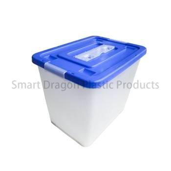 SMART DRAGON Clear 40-60l Plastic Ballot Election Voting Boxes Plastic Ballot Box image11
