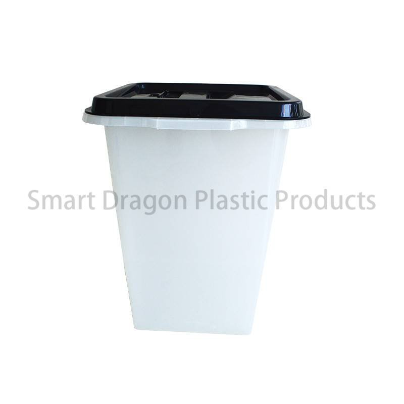 SMART DRAGON High Security & Newest PP Multi-Function Floor Standing Ballot Voting Boxes Plastic Ballot Box image18