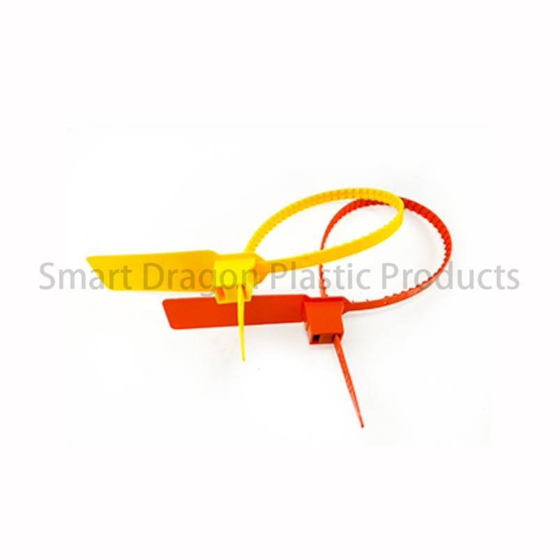 SMART DRAGON Prevent Tamper China Pull Tight Plastic Security Seal Plastic Security Seal image41