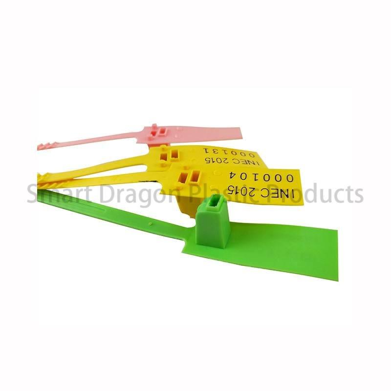 Tamper Proof Plastic Security Tank Seal With Serial Number