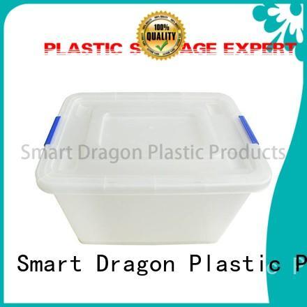 60l plastic box OEM plastic storage boxes SMART DRAGON