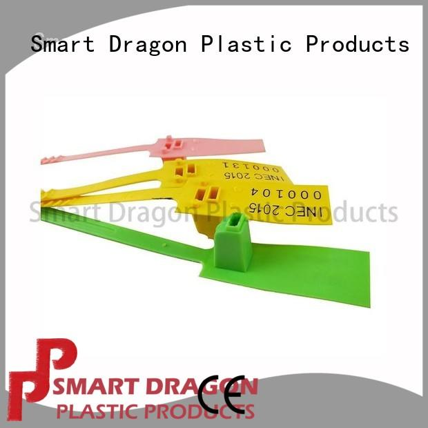 SMART DRAGON plastic seal manufacturer cable for voting box