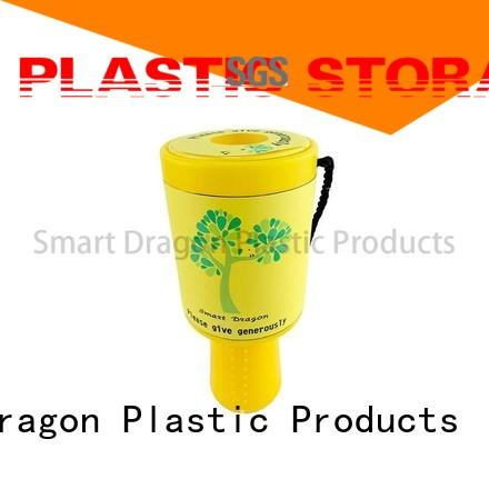 Hot charity box large SMART DRAGON Brand