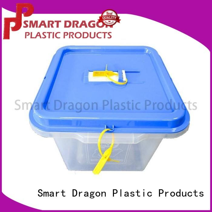 SMART DRAGON high-quality suggestion box with lock factory for election