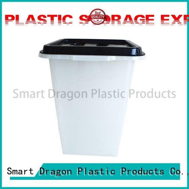 SMART DRAGON Brand lid ballot box company polypropylene 40l50l60l