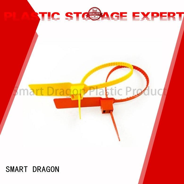 SMART DRAGON box sealing plastic polypropylene for ballot box