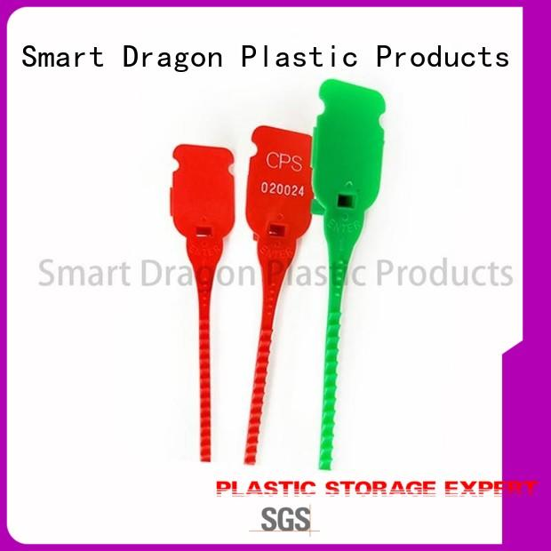 numbers plastic safety seal pull for voting box