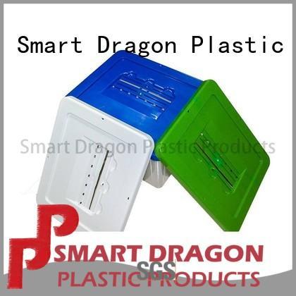 SMART DRAGON plastics voting boxes large for election