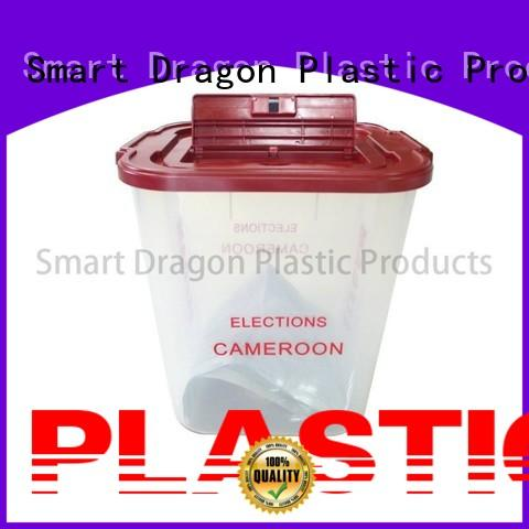 Hot plastic products box SMART DRAGON Brand