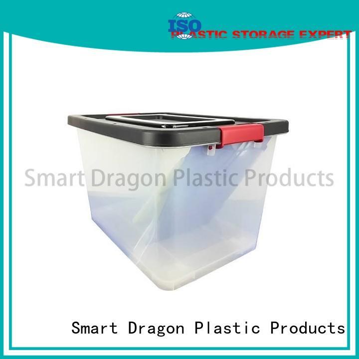 Hot plastic storage boxes box SMART DRAGON Brand
