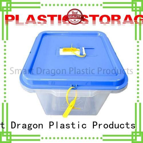 SMART DRAGON polypropylene Customized ballot box lock for election