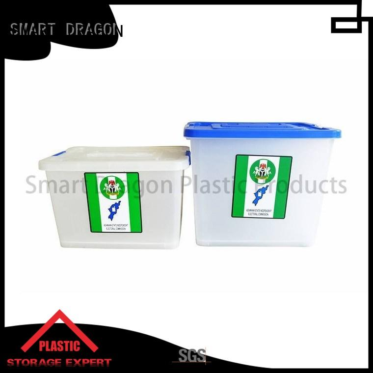 ballot box company seal clear plastic products floor company