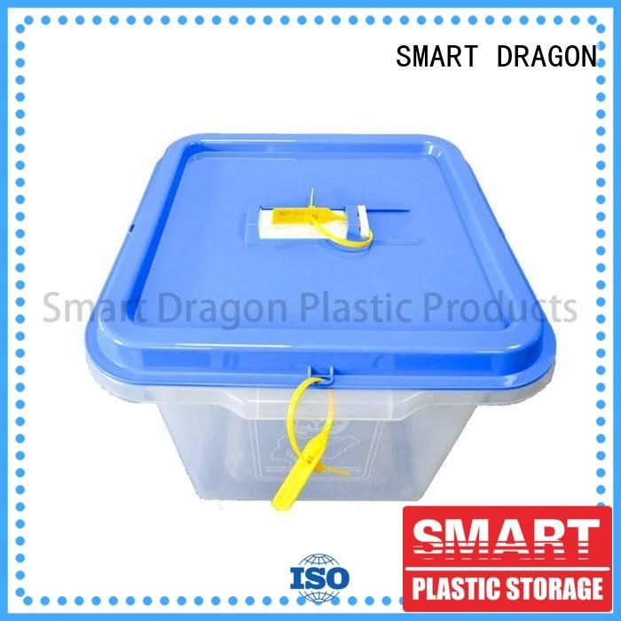 ballot box company hard recyclable SMART DRAGON Brand company