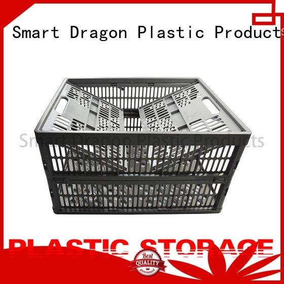 SMART DRAGON storage baskets box pp mesh wall