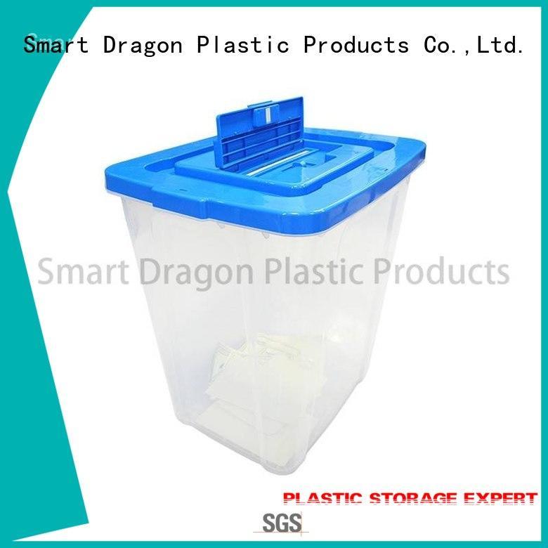 foldable ballot box supplier foldable for election SMART DRAGON