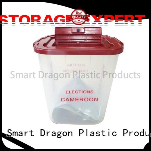 ballot box company seals wheel SMART DRAGON Brand plastic products