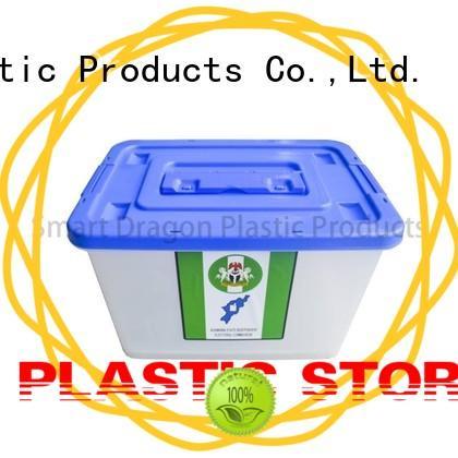 Large Transparent Multi-Function Hard Plastics Ballot Voting Boxes