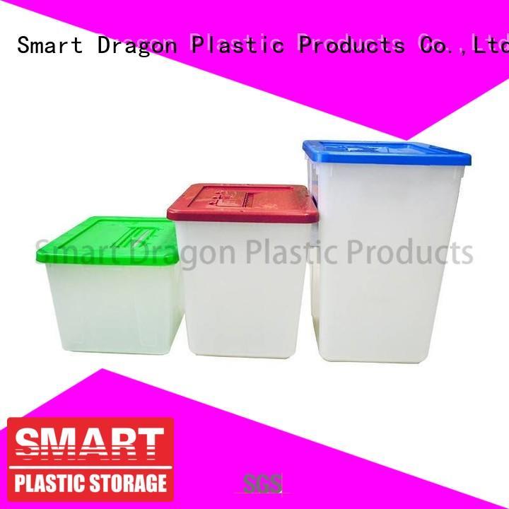 SMART DRAGON plastics recyclable ballot boxes seals for election