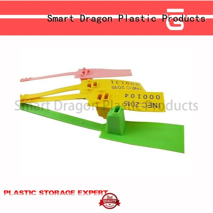 SMART DRAGON recycle tamper proof seal lock for voting box