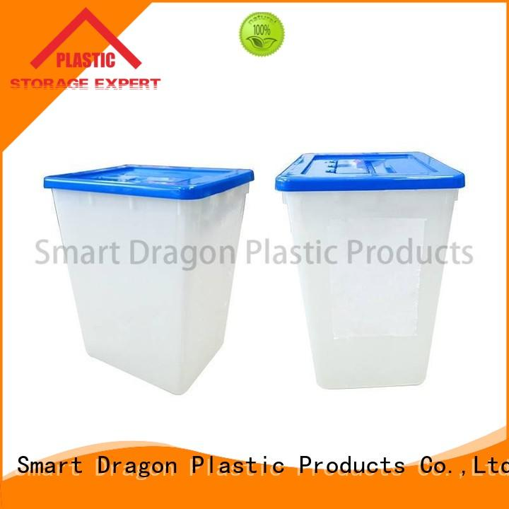 SMART DRAGON bottom plastic voting boxes latest for election