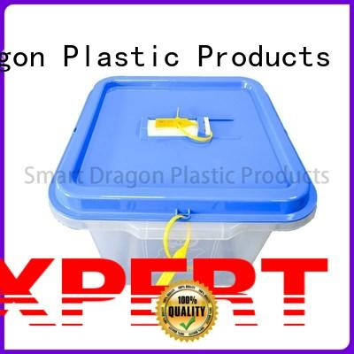 SMART DRAGON plastic plastic voting boxes for business for election
