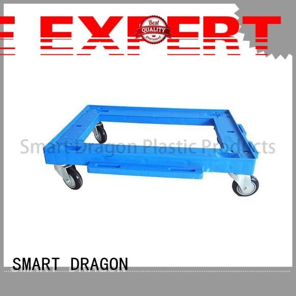 SMART DRAGON duty plastic hand truck buy now for board