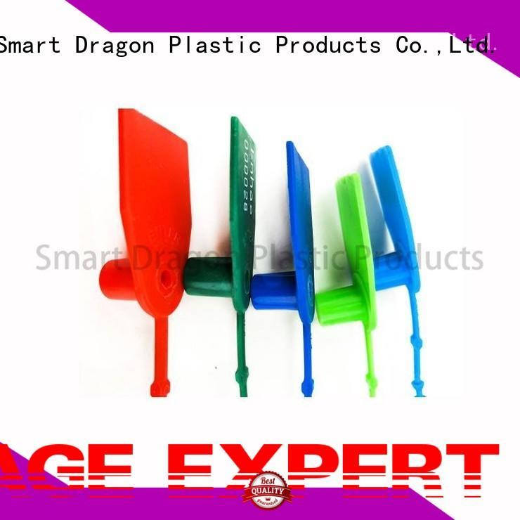 SMART DRAGON temper seal plastics extinguisher for voting box