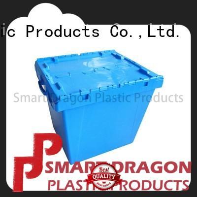 wholesale plastic crates logistic latest for dislocation