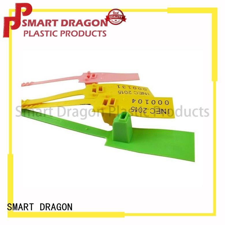pp material seal security pressure for ballot box SMART DRAGON