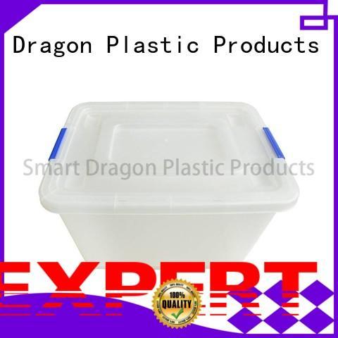 SMART DRAGON multipurpose plastic storage boxes free sample for storage