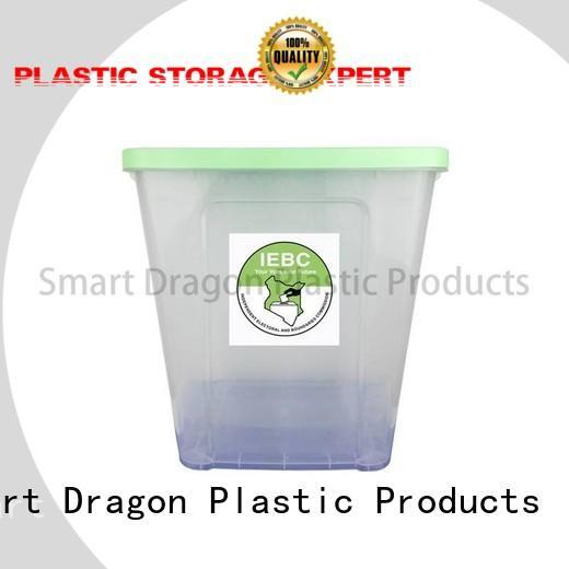 plastics ballot box kenya blue for election SMART DRAGON