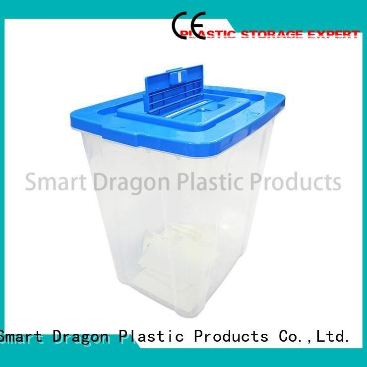 ballot box company tags plastic products disposable