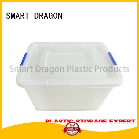 SMART DRAGON multipurpose storage boxes polypropylene for storage