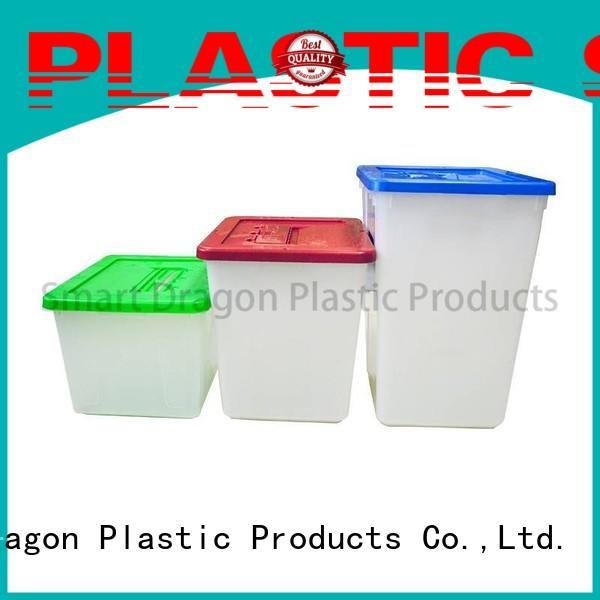 transparent colored voting plastic products SMART DRAGON